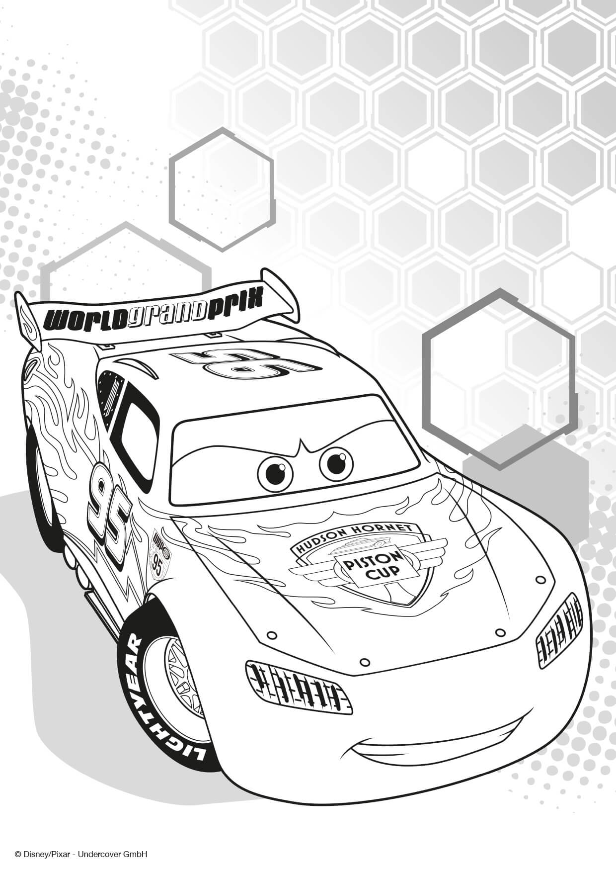 Cars Scooli